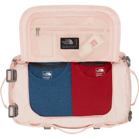 The North Face Base Camp Duffel XS pink salt/pink salt